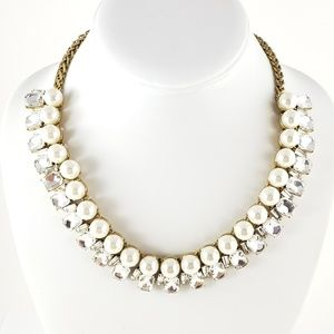 Vintage Banana Republic Statement Necklace